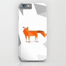 Fox cutout iPhone 6 Slim Case