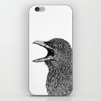 Awe iPhone & iPod Skin