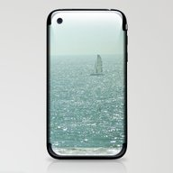 iPhone & iPod Skin featuring Sailing by Catherine Holcombe