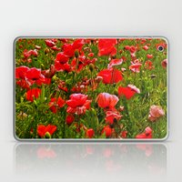 Meadow Flowers Laptop & iPad Skin