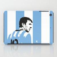 Messi Argentina iPad Case