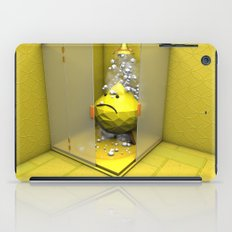 Lemon Shower iPad Case