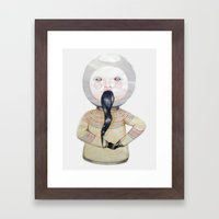 Jeremy's Impotence Framed Art Print