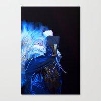 Release Canvas Print
