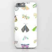 iPhone & iPod Case featuring MOTHS by amyisla