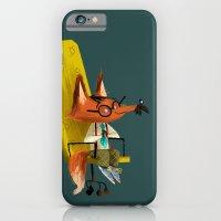 Fox Boss iPhone 6 Slim Case