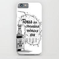 iPhone & iPod Case featuring Tous les chemins... by Naniii