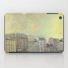 Paris Row iPad Case