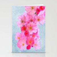 Cherry Blossom (in memory of Mackenzie) Stationery Cards
