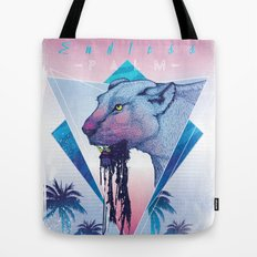 Endless Palm Tote Bag