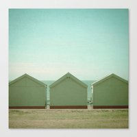 Almost Symmetry Canvas Print