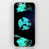 Scary Man iPhone & iPod Skin