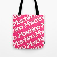 Moschino Everything Tote Bag