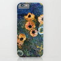 Abstract beautiful barnacles iPhone 6 Slim Case