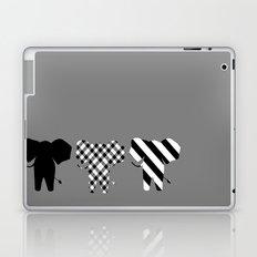 Elephant Parade Laptop & iPad Skin