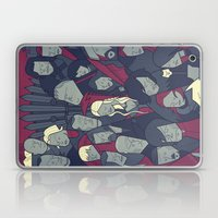 Ice and Fire Laptop & iPad Skin