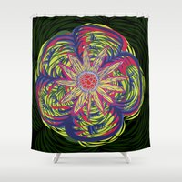 Peyote Shower Curtain