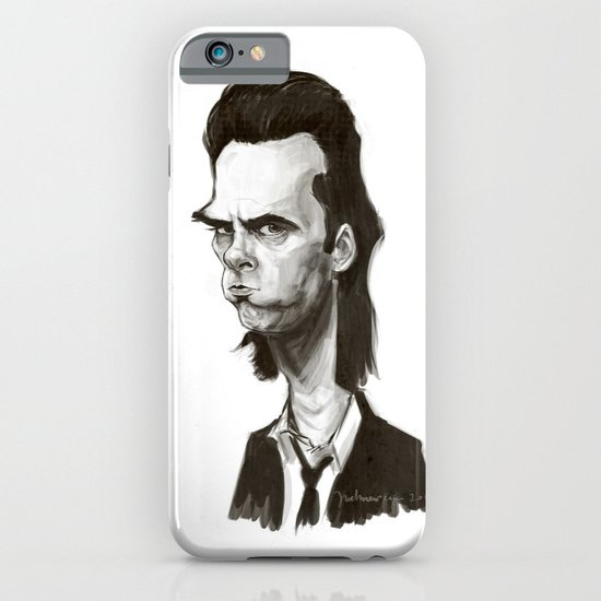 Nick Cave iPhone & iPod Case