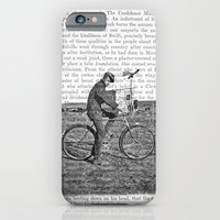 1930s Boy on Bike Photo Collage iPhone 6 Slim Case