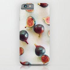 Fresh Figs on Linen Slim Case iPhone 6s