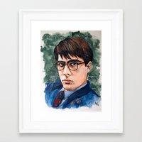 Max Fischer Framed Art Print