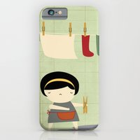 iPhone & iPod Case featuring Busy by yael frankel