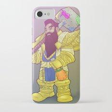 Deth Dwarf iPhone 7 Slim Case