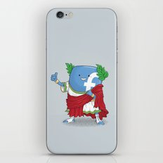 The Caesar and 42000 more Romans in the circus like this iPhone & iPod Skin