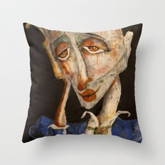 cirque 2 Throw Pillow