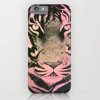Be A Tiger (Pink) iPhone 6 Slim Case
