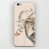 The Duchess iPhone & iPod Skin