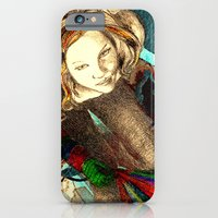 iPhone & iPod Case featuring stars II by Randi Antonsen