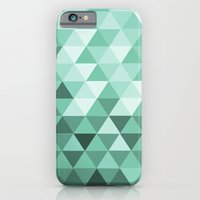 iPhone & iPod Case featuring Triangles by Elli F