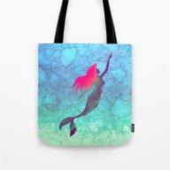 Disney's The Little Merm… Tote Bag