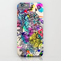 Doodle in Color iPhone 6 Slim Case