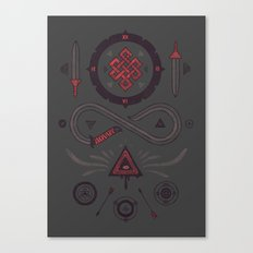 Endless Canvas Print