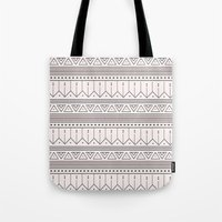 My Heart has a TRIBAL beat Tote Bag