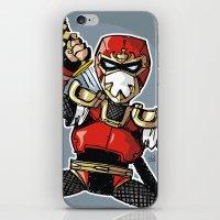 A Incredible Ninja iPhone & iPod Skin