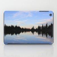 Salmon Lake iPad Case