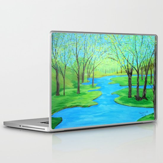 Colors of spring  Laptop & iPad Skin