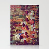 A Walk Through China Tow… Stationery Cards