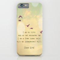 Independent Will iPhone 6 Slim Case