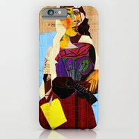 Picasso Women 6 iPhone 6 Slim Case