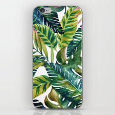 banana life  iPhone & iPod Skin