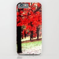 First Snowfall iPhone 6 Slim Case