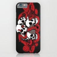Octo Skulls iPhone 6 Slim Case