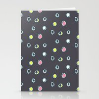 Rosewall buds Stationery Cards