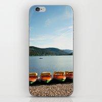 Bavarian Lake iPhone & iPod Skin