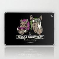 Bebop & Rocksteady Henchmen Academy  Laptop & iPad Skin