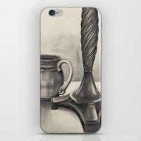 Morning Coffee iPhone & iPod Skin